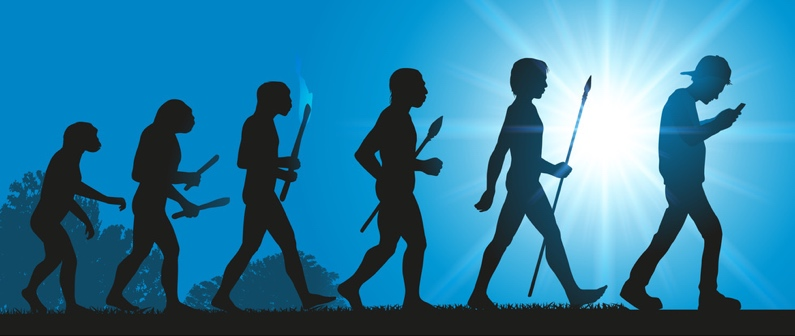 Hommes Evolution Ado Portable