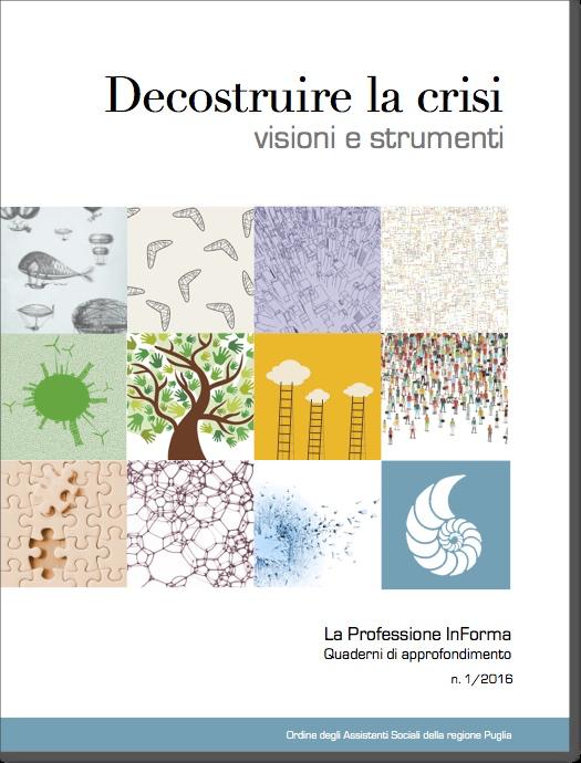 Deostruire la crisi