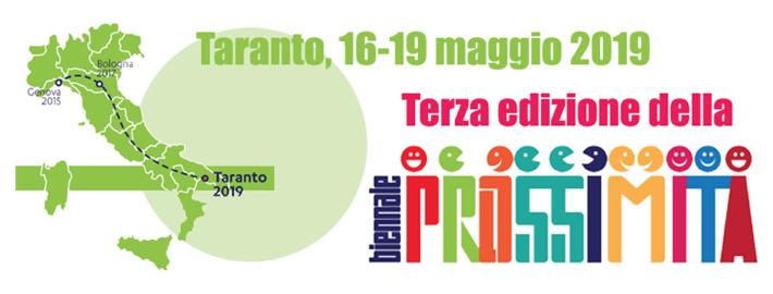 Biennale della Prossimità a Taranto