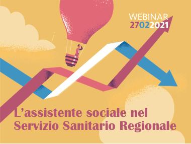 L'assistente sociale nel Servizio Sanitario Regionale