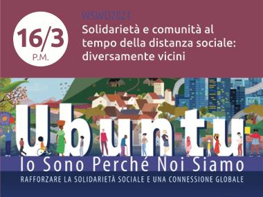 Solidarietà e comunità al tempo della distanza sociale: diversamente vicini