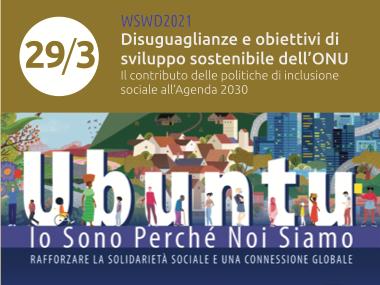 Disuguaglianze e obiettivi di sviluppo sostenibile dell'ONU